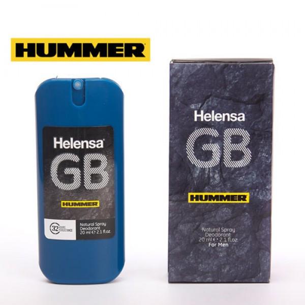 عطر جیبی مردانه هلنسا مدل GB-10 حجم 20میلی لیتر