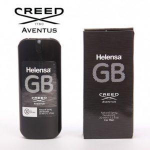 عطر جیبی مردانه هلنسا مدل GB-16 حجم 20میلی لیتر