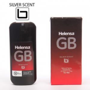 عطر جیبی مردانه هلنسا مدل GB-15حجم ۲۰میلی لیتر