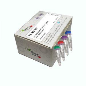 کیت ریل تایم Factor V RG (تشخیص جهش Factor V Leiden G1691A با دستگاه RG)