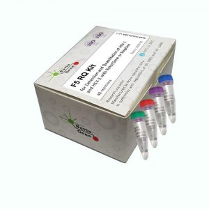 کیت ریل تایم Factor V RQ (تشخیص جهش Factor V Leiden G1691A)