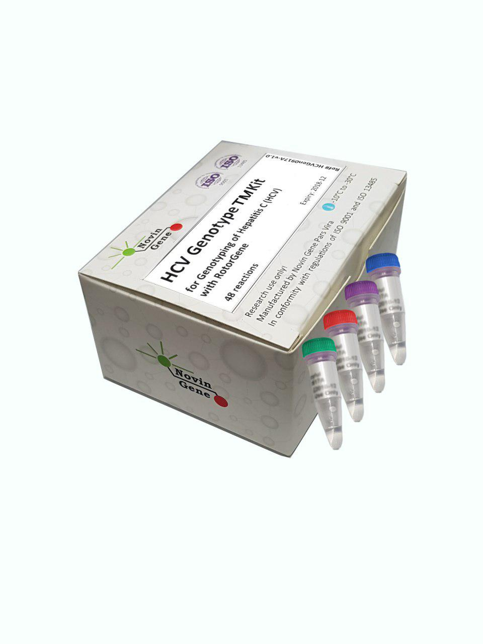 کیت ریل تایم HCV Genotype TM