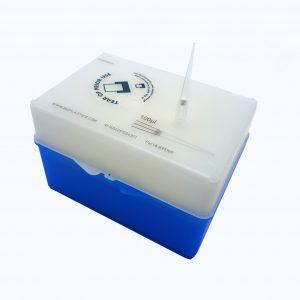 سرسمپلر 100 میکرولیتری فیلتردار رک شده B95100