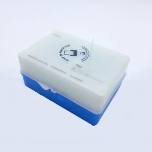 سرسمپلر 10 میکرولیتری فلیتردار رک شدهB95012
