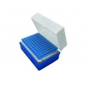 سرسمپلر ۱۰ میکرولیتری فلیتردار رک شده B95010