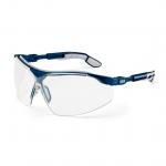 عینک ایمنی مدل i-vo لنز بی رنگ برند Uvex