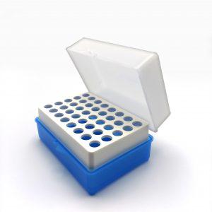 رک میکروتیوب دربدار 1/5-2 میکرولیتری بیوپلاستیک B10053