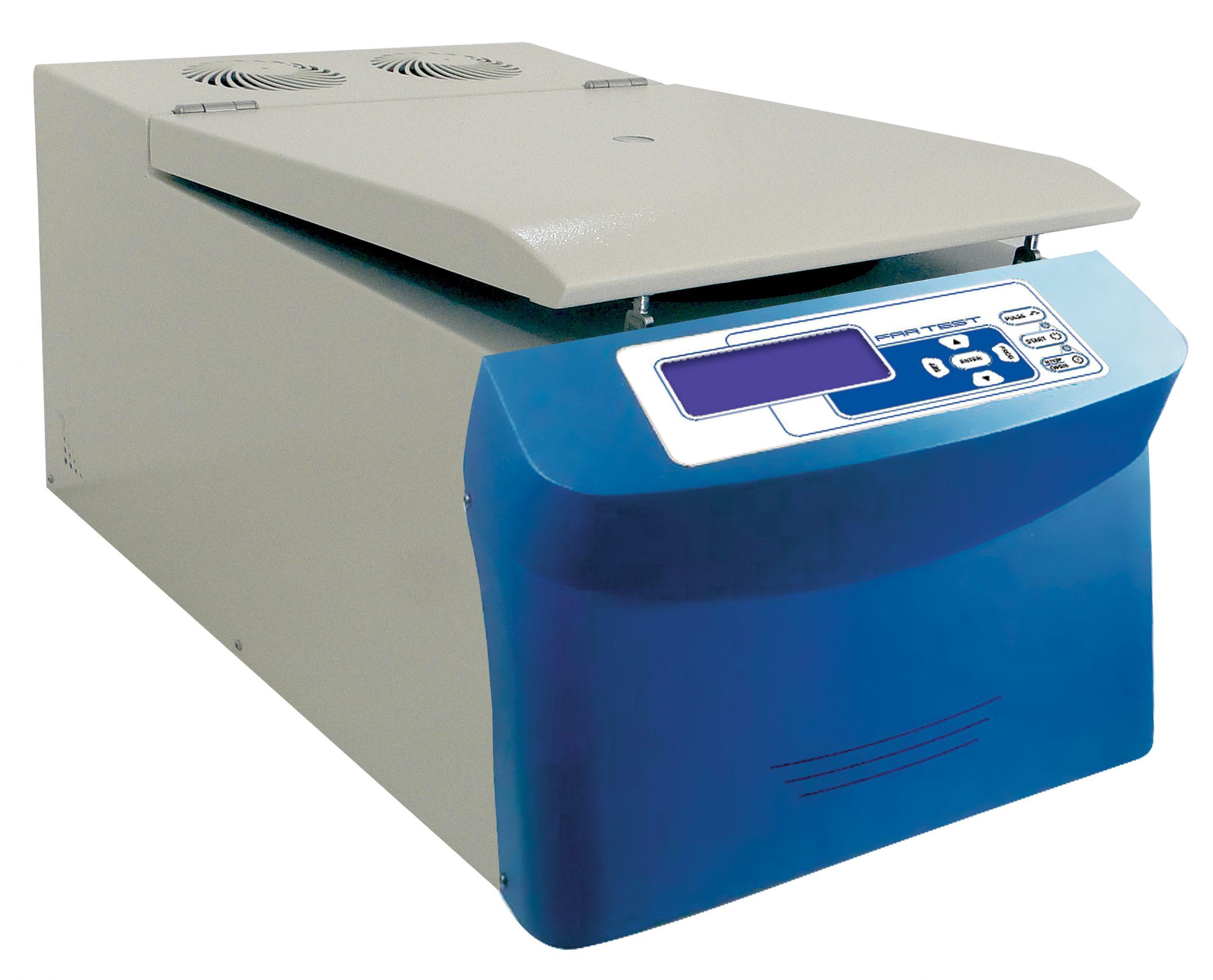 سانتریفیوژ دیجیتال سرعت بالا یخچال دار مدل HS 18500 R