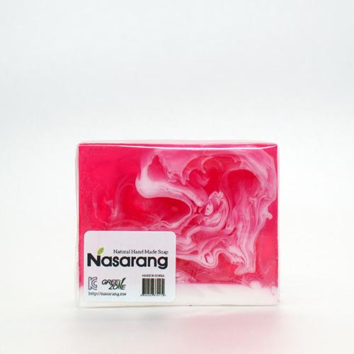 صابون لایه بردار طبیعی مدل Red