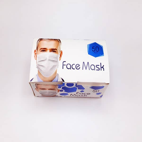 ماسک سه لایه جراحی