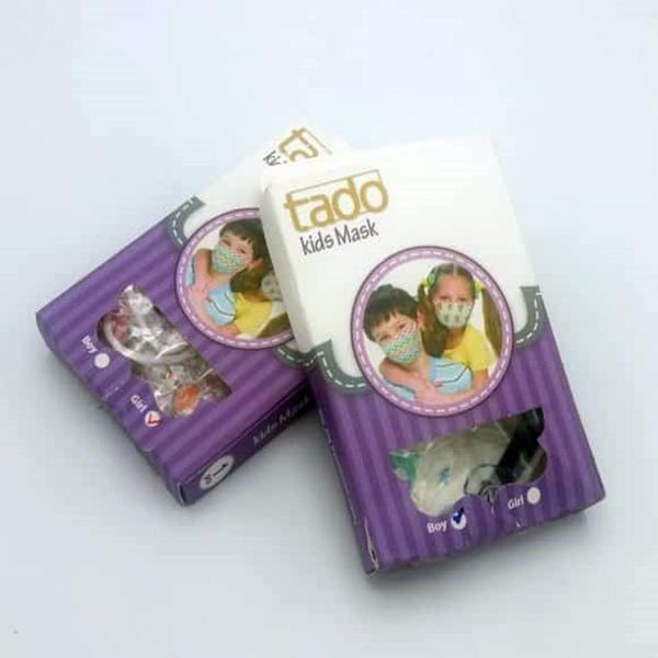 ماسک کودک تادو